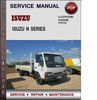 Thumbnail  Service Manual ISUZU N Series 1994 1995 1996 1997 1998 1999 Factory Service Repair Manual Download PDF