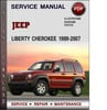 Thumbnail Jeep Liberty Cherokee 1999-2007 Factory Service Repair Manual Download PDF