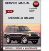 Thumbnail Jeep Cherokee XJ 1988-2000 Factory Service Repair Manual Download PDF