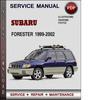 Thumbnail Subaru Forester 1999-2002 Factory Service Repair Manual Download Pdf