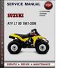Thumbnail Suzuki ATV LT 80 1987-2006 Factory Service Repair Manual Download Pdf
