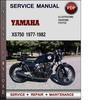 Thumbnail Yamaha XS750 1977-1982 Factory Service Repair Manual Download PDF