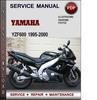 Thumbnail Yamaha YZF600 1995-2000 Factory Service Repair Manual Download PDF
