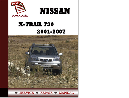 nissan x trail t30 2001 2002 2003 2004 2005 2006 2007. Black Bedroom Furniture Sets. Home Design Ideas