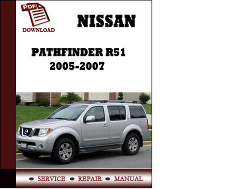 1997 nissan pathfinder owners manual pdf