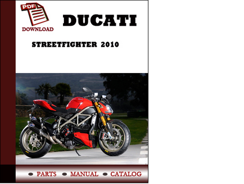 ducati streetfighter wiring diagram ducati streetfighter parts manual  catalogue  2010 pdf download  ducati streetfighter parts manual