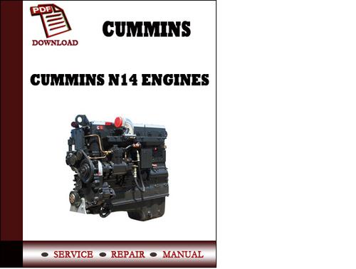 cummins l10 service manual pdf