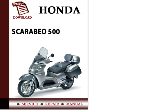aprilia scarabeo 500 workshop service repair manual pdf download rh tradebit com aprilia pegaso service manual aprilia tuono service manual