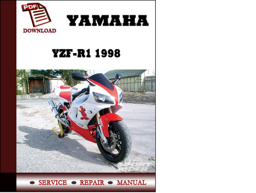 yamaha yzf r1 1998 workshop service repair manual pdf. Black Bedroom Furniture Sets. Home Design Ideas