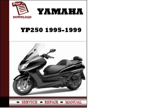 yamaha yp250 1995 1996 1997 1998 1999 workshop service. Black Bedroom Furniture Sets. Home Design Ideas