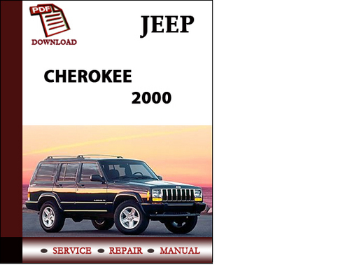 jeep cherokee 2000 workshop service repair manual pdf download do rh tradebit com 2001 jeep cherokee sport manual transmission manual de usuario jeep cherokee sport 2001