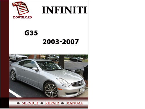 2007 g35 owners manual