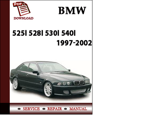 Bmw E on The Bmw Series Sedan E Repair Manual Service Pdf