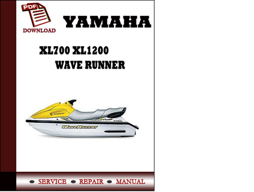 yamaha waverunner xl 1200 owners manual how to and user guide rh taxibermuda co yamaha jet ski manuel yamaha jet ski service manual pdf