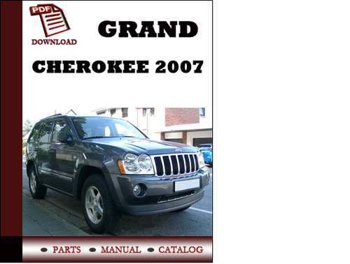 2004 jeep grand cherokee repair manual pdf free 2018. Black Bedroom Furniture Sets. Home Design Ideas