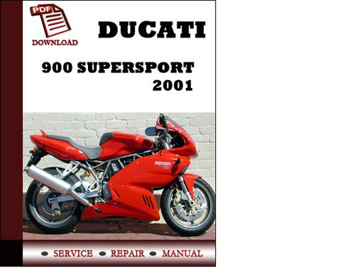 Ducati Supersport  Manual