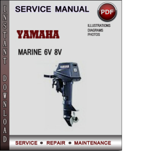 yamaha f90 service manual pdf