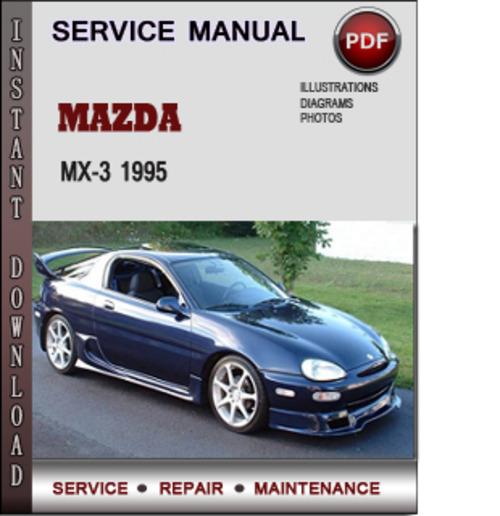 mazda 3 factory service manual