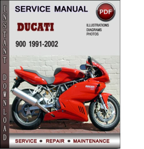 ducati 900 1991 2002 factory service repair manual. Black Bedroom Furniture Sets. Home Design Ideas