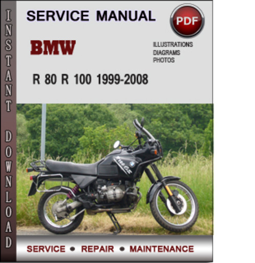 bmw r 80 r 100 1999 2008 factory service repair manual. Black Bedroom Furniture Sets. Home Design Ideas