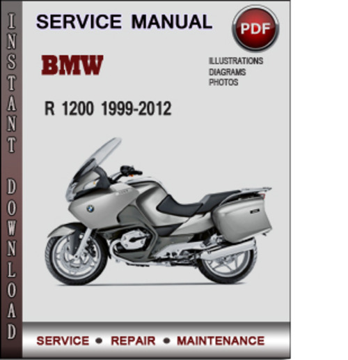 bmw r 1200 1999 2012 factory service repair manual. Black Bedroom Furniture Sets. Home Design Ideas