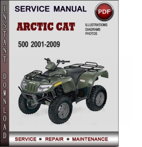 Arctic Cat Snowmobile Manual Download