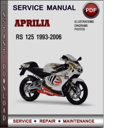 aprilia rs 125 1993