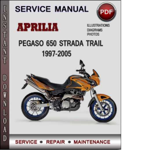 [SCHEMATICS_48ZD]  Aprilia Pegaso 650 Strada Trail 1997-2005 Factory Service Repair Manual PDF  - Tradebit | Aprilia Pegaso Trail Wiring Diagram |  | Tradebit