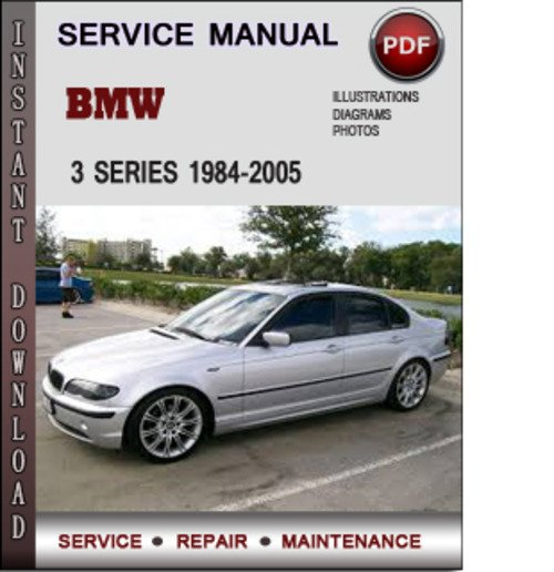 bmw 3 series 1984 2005 factory service repair manual pdf. Black Bedroom Furniture Sets. Home Design Ideas