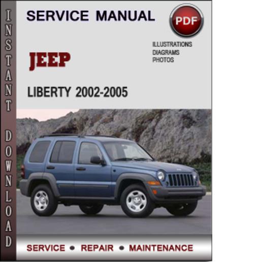 JEEP LIBERTY OWNER S MANUAL Pdf Download