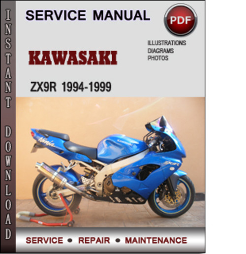 Kawasaki Zx9r 1994
