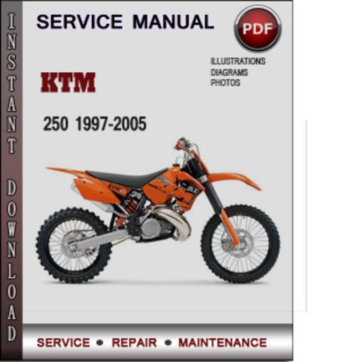 Ktm 250 1997