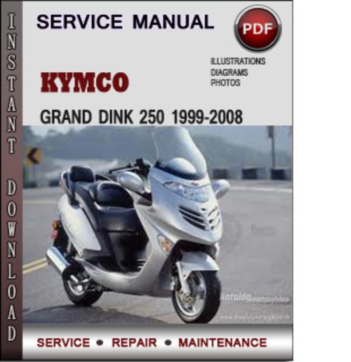 Kymco Grand Dink 250 1999