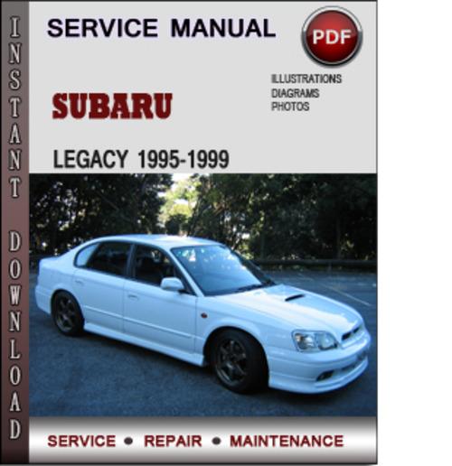 2011 Subaru Legacy Manual