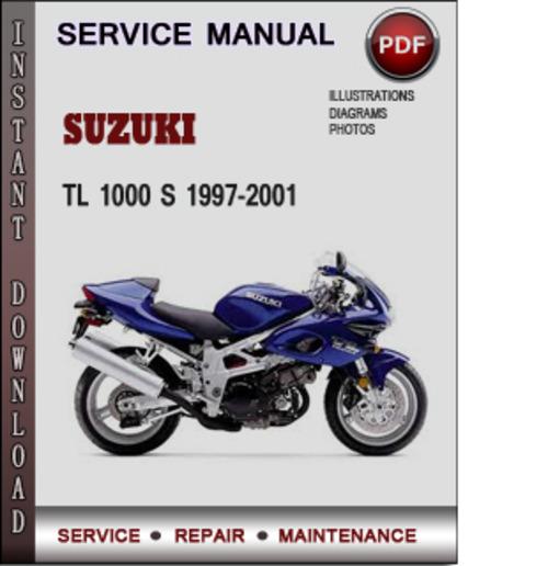 Suzuki Tl 1000 S 1997
