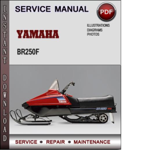 service manual yamaha atv yfm ytm200 ytm225 1983 1984 1985. Black Bedroom Furniture Sets. Home Design Ideas
