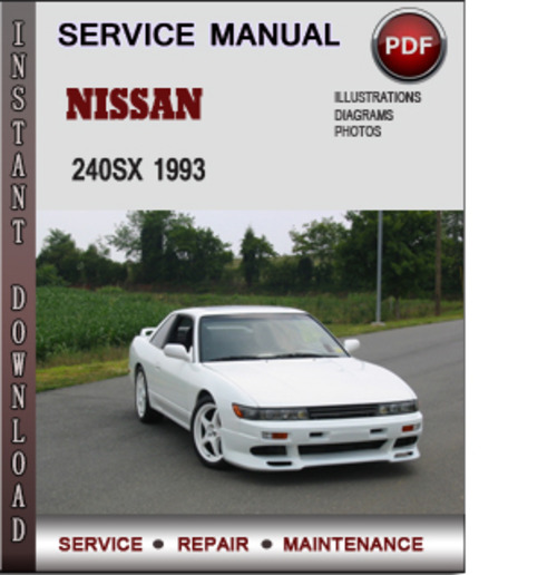 1990 nissan 300zx repair manual