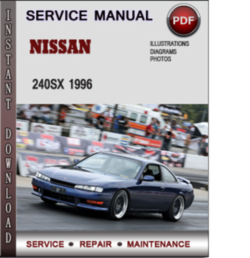 service manual repair manual 1996 nissan 200sx nissan. Black Bedroom Furniture Sets. Home Design Ideas