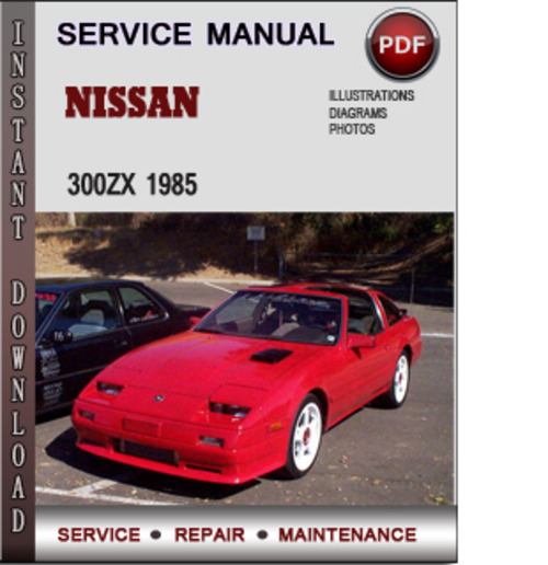 service manual pdf 1994 nissan 300zx electrical. Black Bedroom Furniture Sets. Home Design Ideas