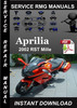 Thumbnail 2002 Aprilia RST Mille Service Repair Manual Download