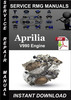 Thumbnail Aprilia V990 Engine Service Repair Manual Download