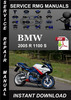 Thumbnail 2005 BMW R 1100 S Service Repair Manual Download