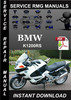 Thumbnail BMW K1200RS Service Repair Manual Download