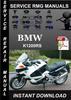 Thumbnail BMW K1200RS Service Repair Manual Download