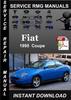 Thumbnail 1995 Fiat Coupe Service Repair Manual Download