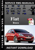 Thumbnail Fiat Bravo Service Repair Manual Download