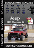 Thumbnail 1999 Jeep Cherokee XJ Service Repair Manual Download