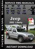 Thumbnail 2002 Jeep Liberty Service Repair Repair Manual Download