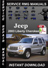 Thumbnail 2003 Jeep Liberty Cherokee Service Repair Manual Download