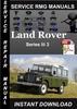 Thumbnail Land Rover Series Iii 3 Service Repair Manual Download